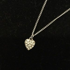 Other - Silver Heart Pendant